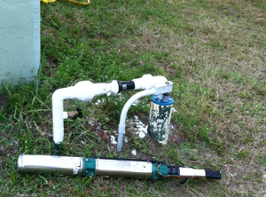 well pump installation